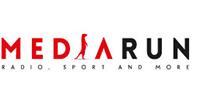 logo media run